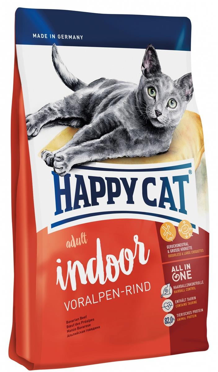 Happy Cat Supreme Indoor Adult XL Biter Biff 4Kg