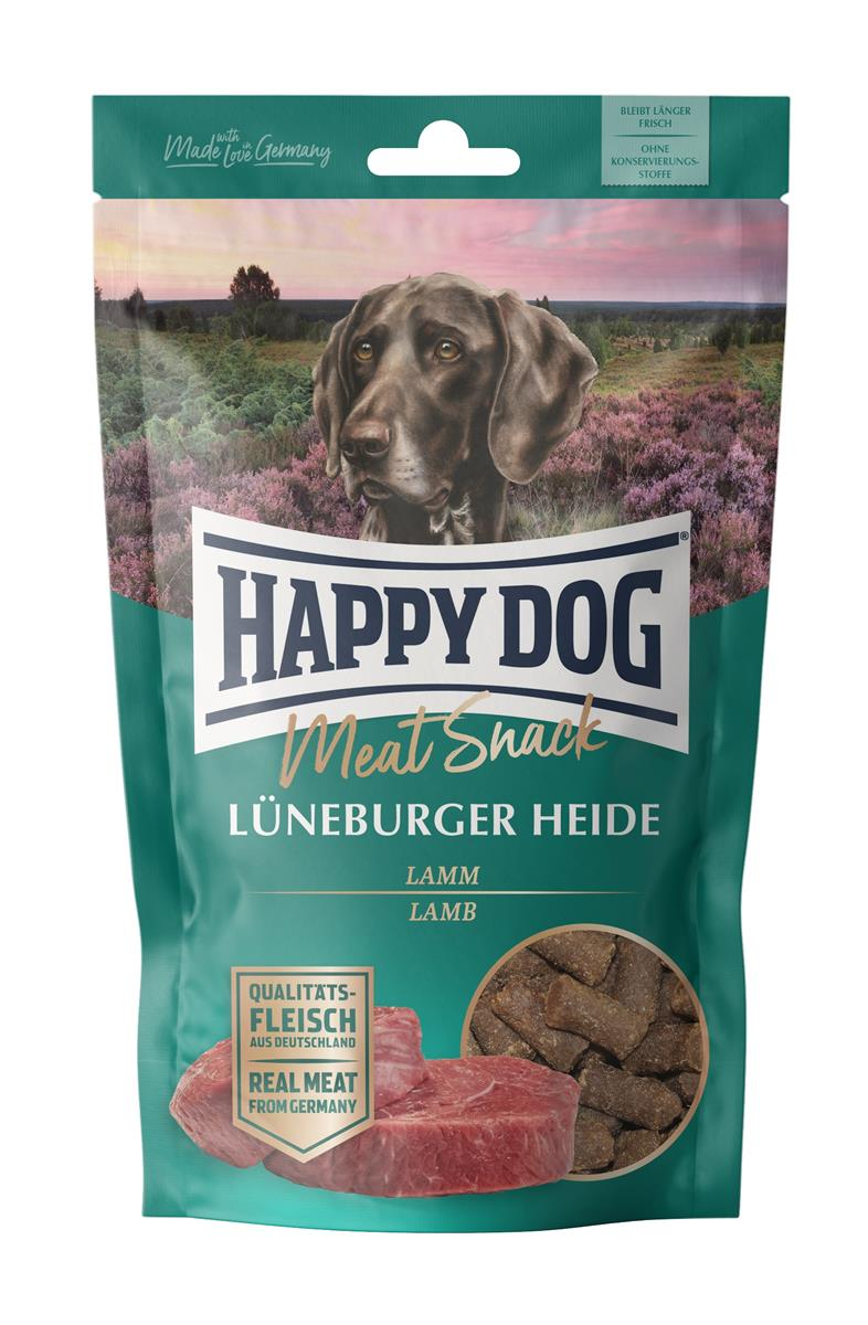 Happy Dog Supreme Meat Snack Lüneburger Heide (Lam) 75g
