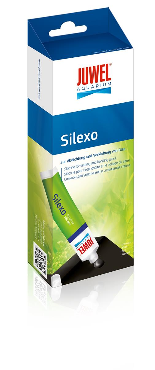 Juwel Silikon Sort 80ml