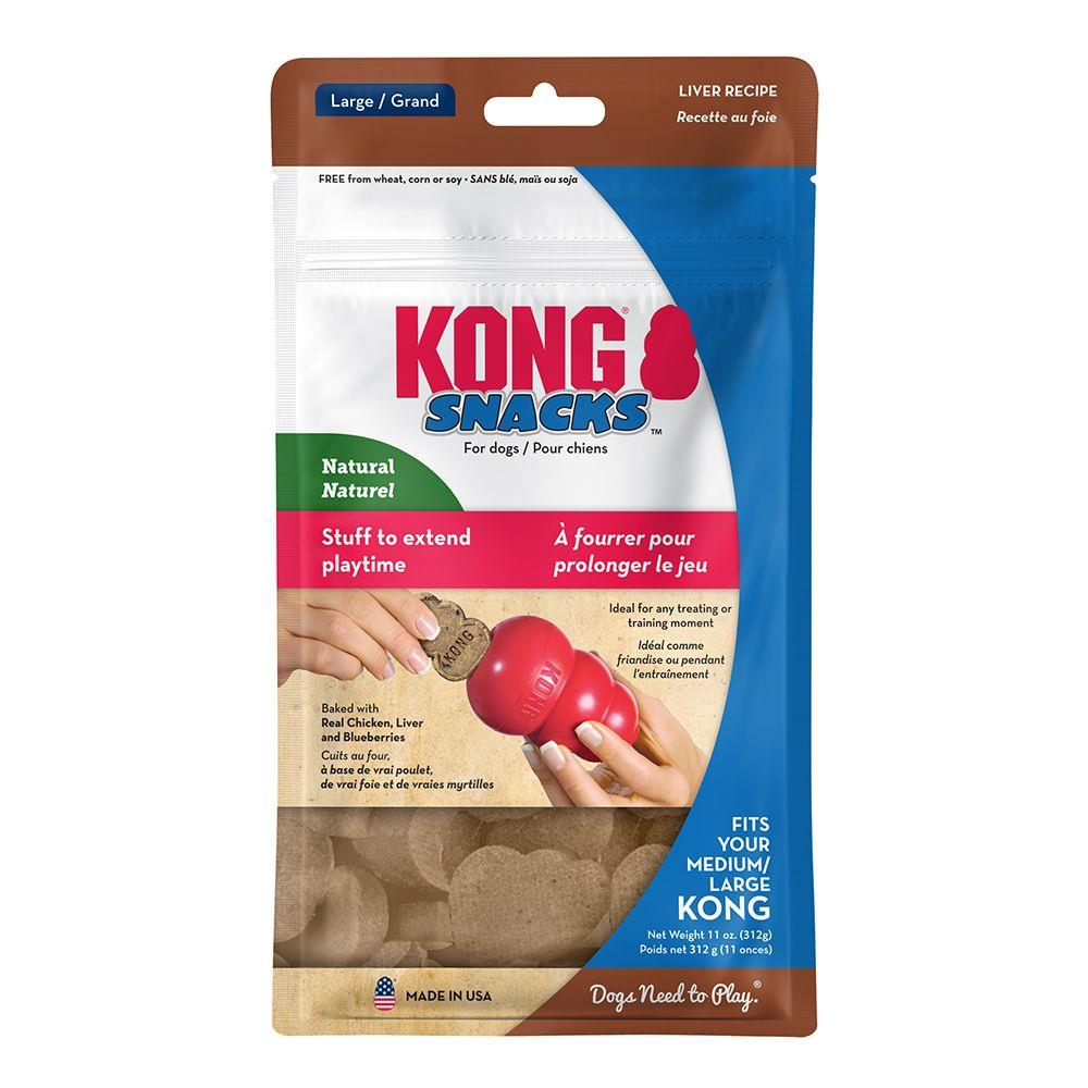 Kong Snacks Lever L