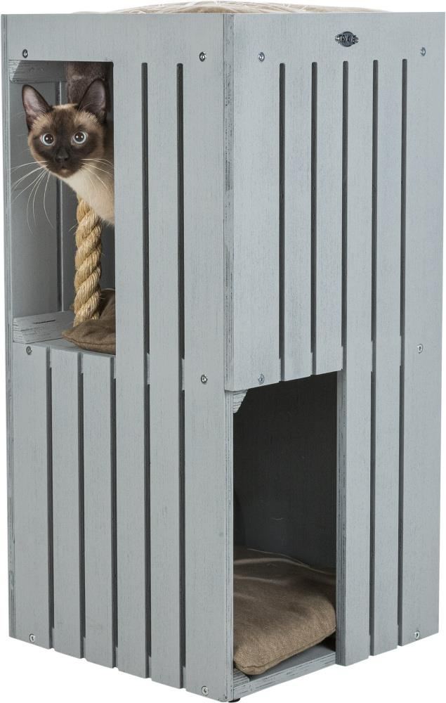 Kattemøbel 44741 BE NORDIC Juna Cat Tower Grå 77cm