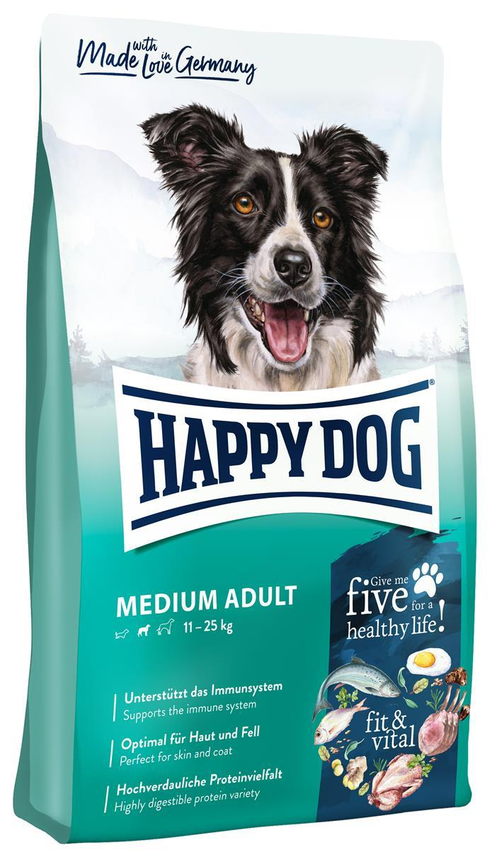 Happy Dog Supreme Fit & Vital Medium Adult 1Kg