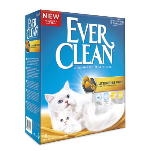 Kattesand Ever Clean Litter Free Paws 10L