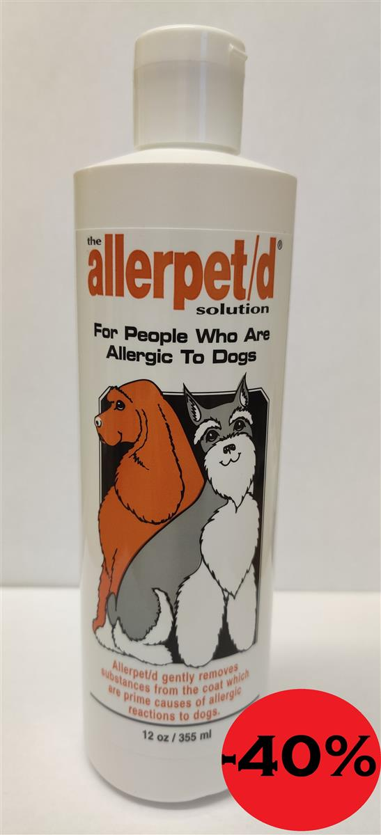 Ring 5 Allerpet Dog (Allergi Hemmende) 355ml 40012