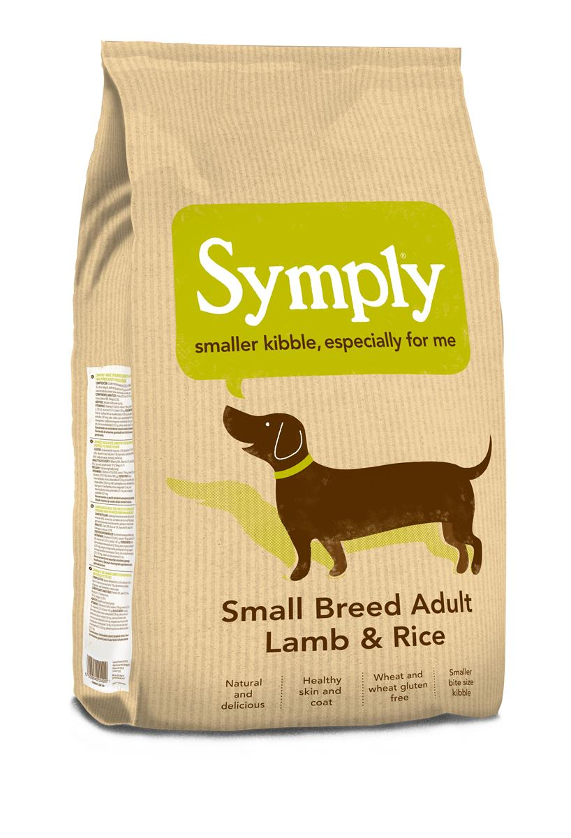 Symply Hund Adult Small Breed 2Kg