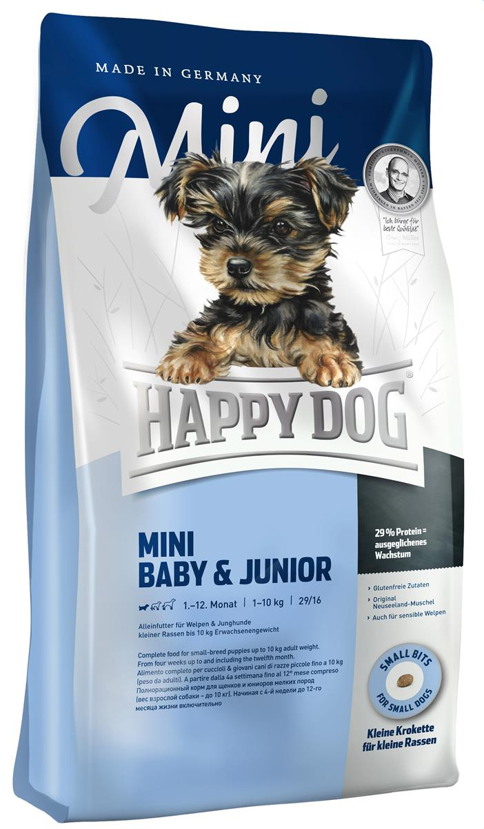 Happy Dog Supreme Mini Baby & Junior 4Kg