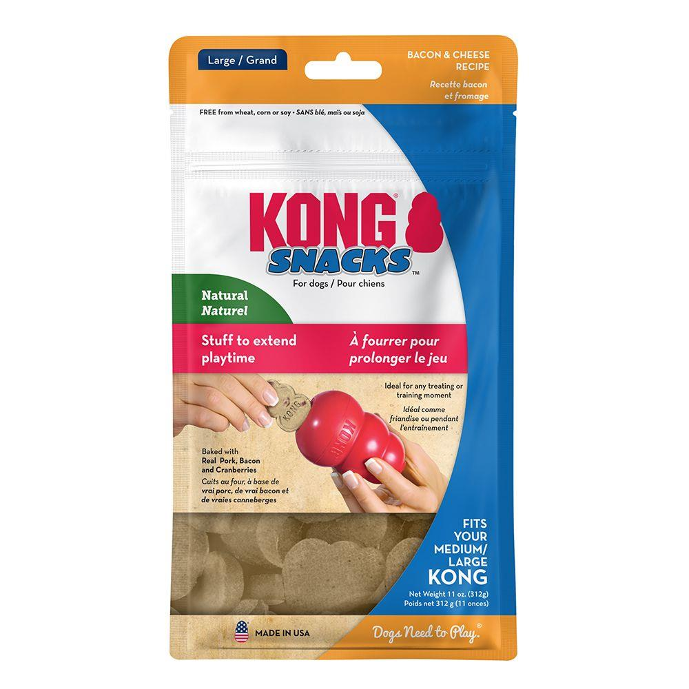 Kong Snacks Bacon & Ost L