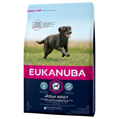 Eukanuba Dog Adult Large Breed 3Kg