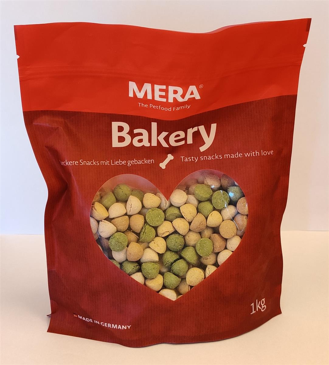 Meradog Kjeks Happy Mix 1kg