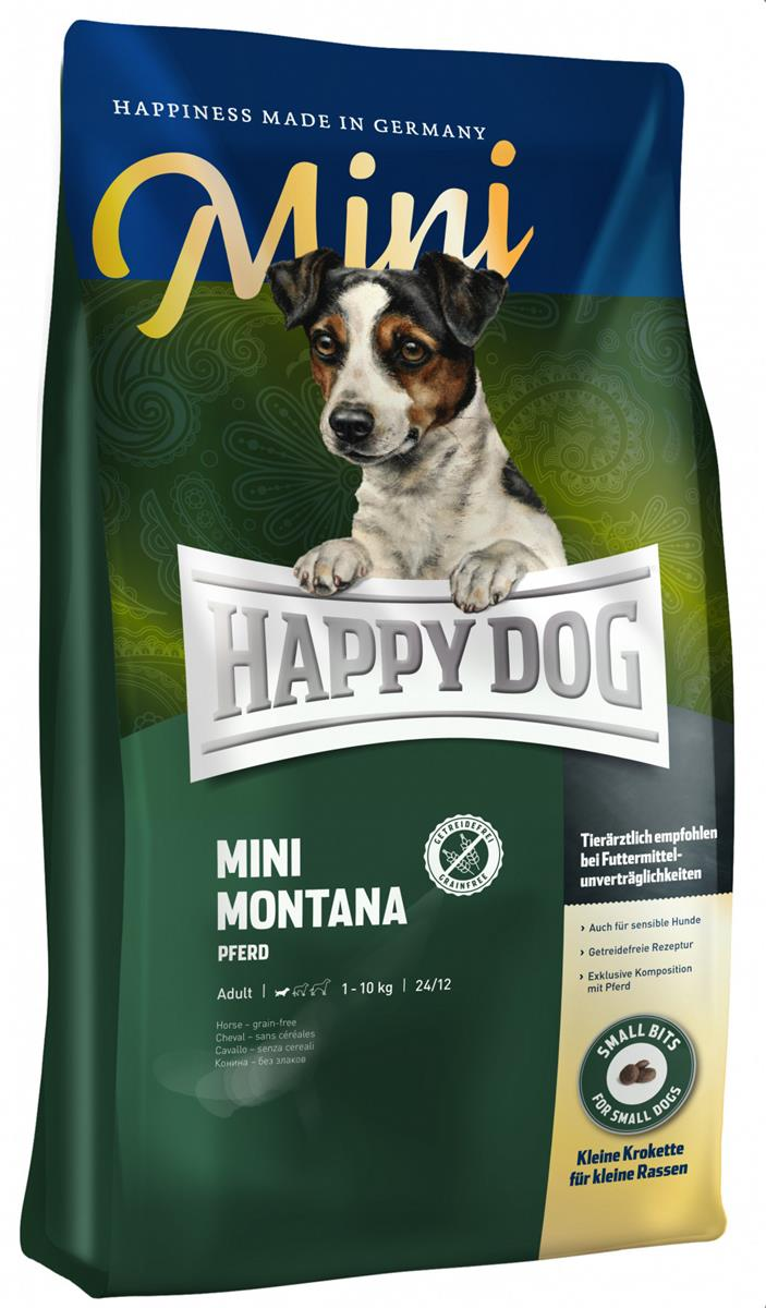 Happy Dog Supreme Sensitive Mini Montana 1Kg M/Hest