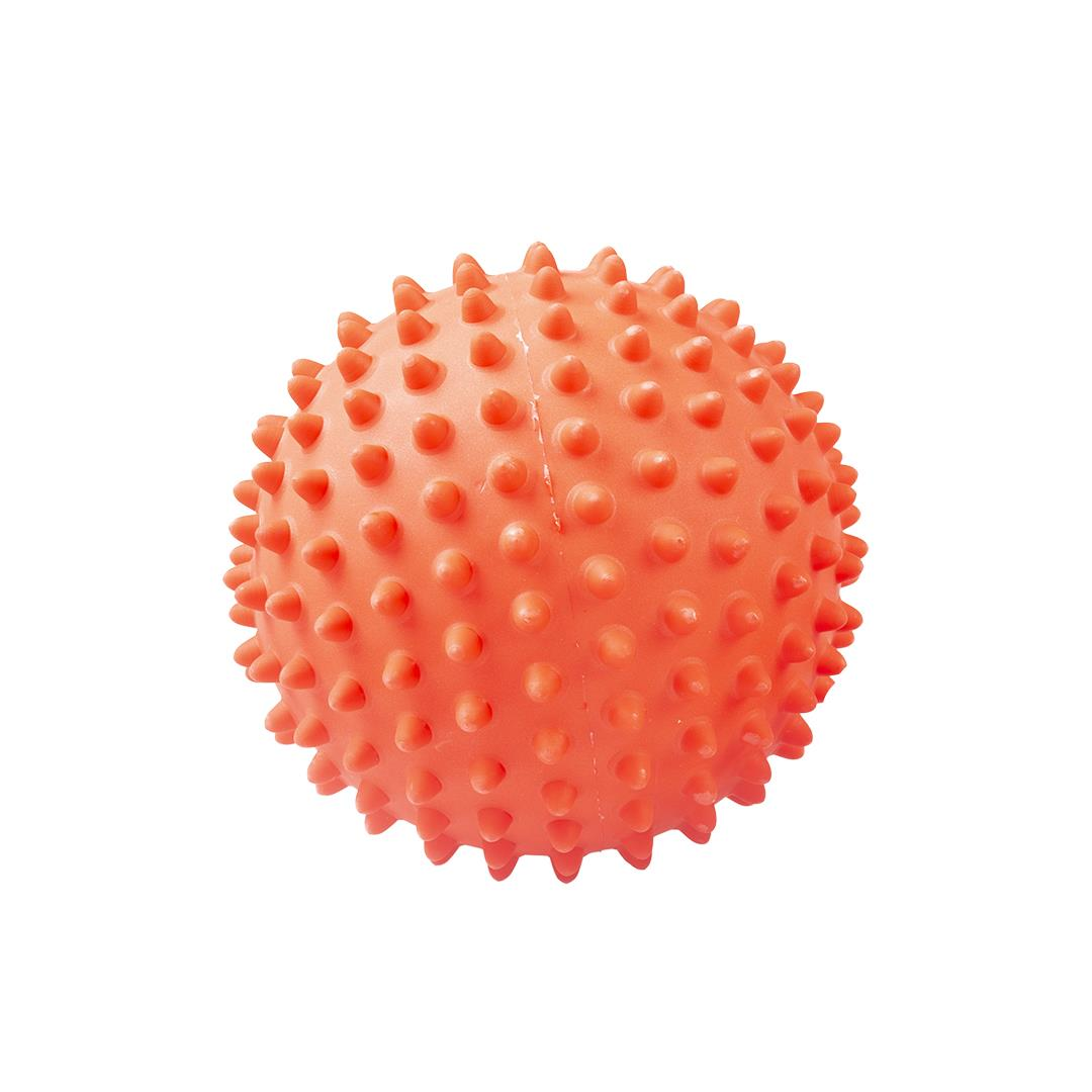 Hundeleke Action Ball Hard Ø18,5cm Rød