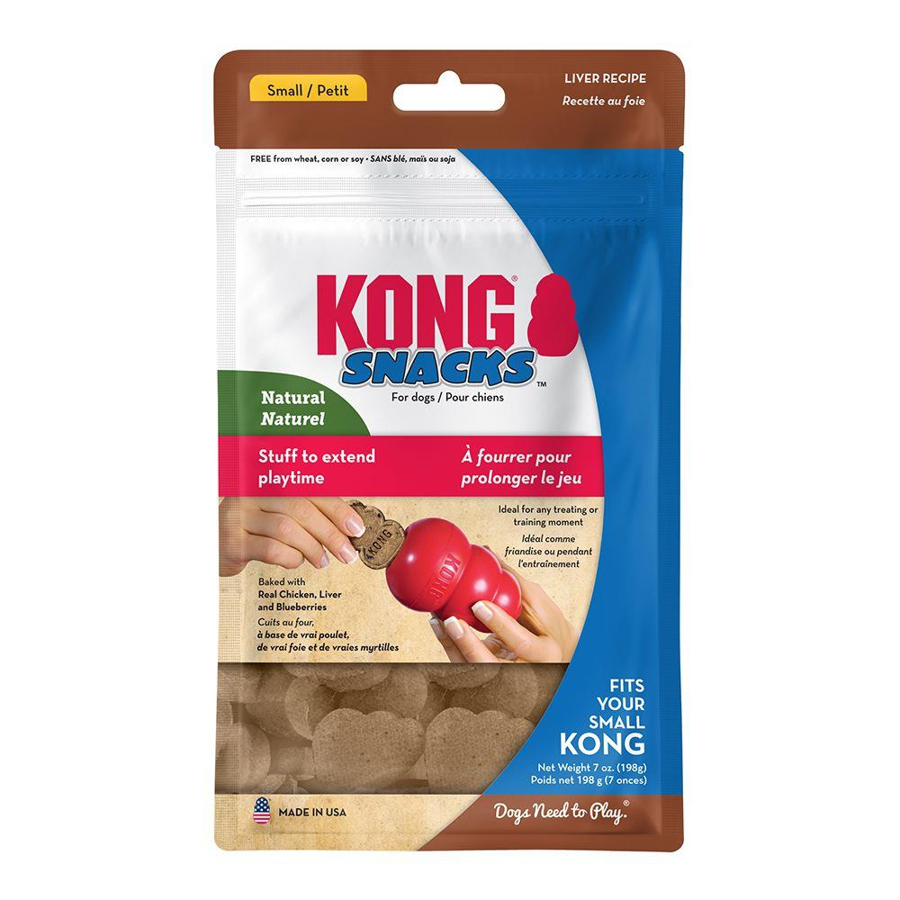 Kong Snacks Lever S