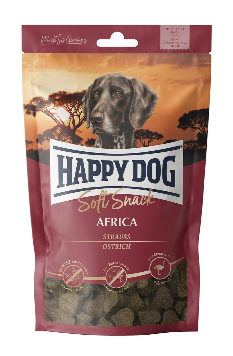 Happy Dog Supreme Soft Snack Africa (Struts) 100g
