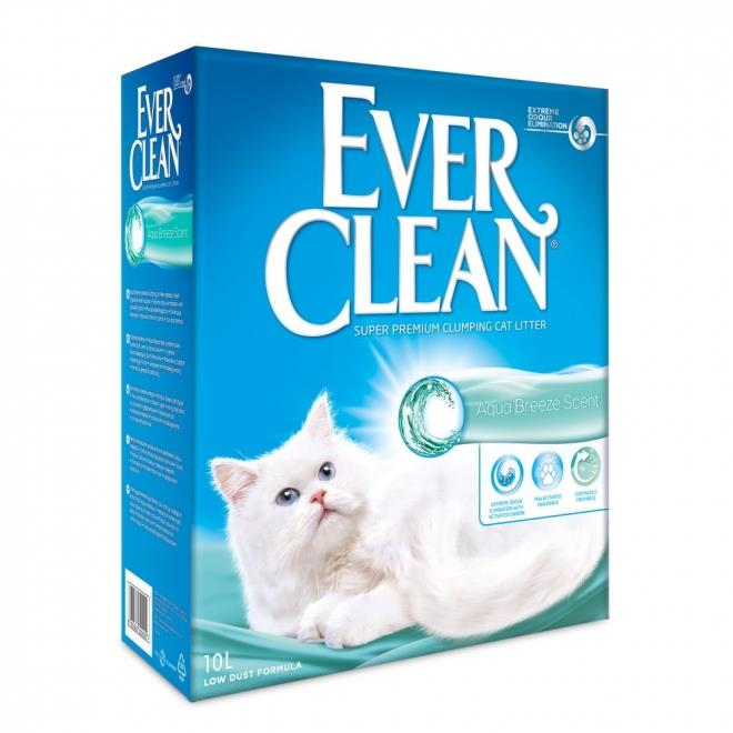 Kattesand Ever Clean Aqua Breeze 10L