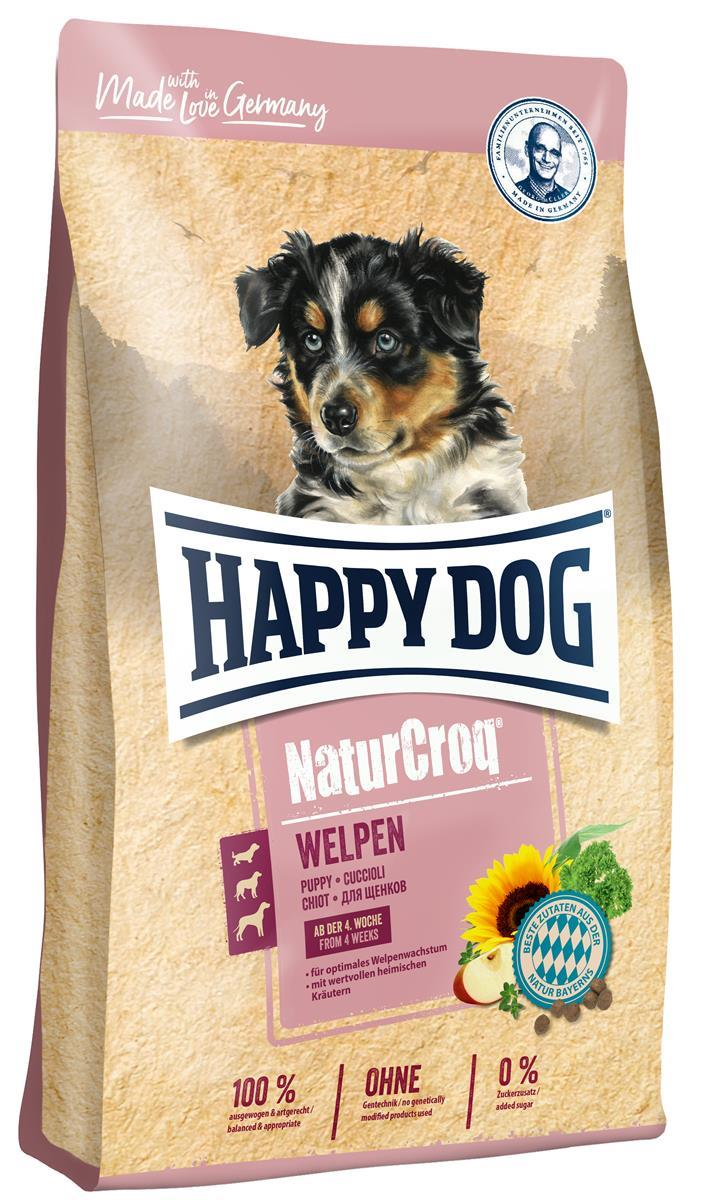 Happy Dog Natur Croq Valp 4Kg