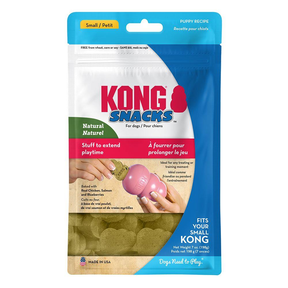 Kong Snacks Puppy M/Kyllinglever S