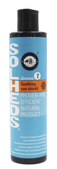 Solheds Derma 7 Soothing Sun Shield 250ml