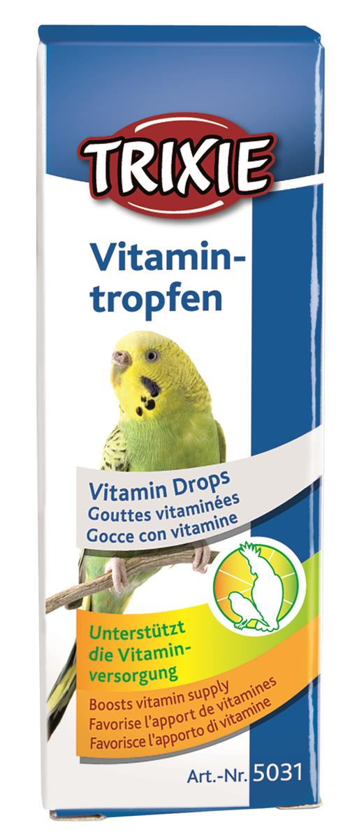 Vitamindråper Til Fugl 5031 15ml