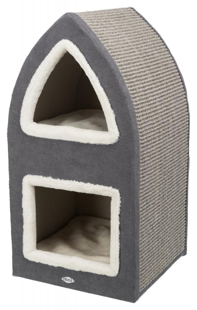 Kattemøbel 44990 Cat Tower Marcy 75cm Cream/Grå