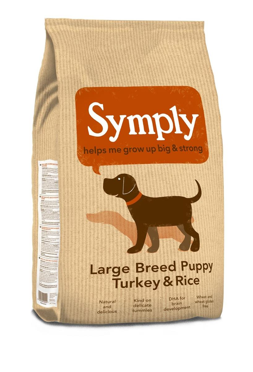 Symply Hund Large Breed Puppy 12Kg
