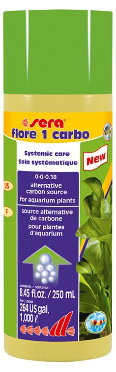 Sera Flore 1 Carbo 250ml 3342