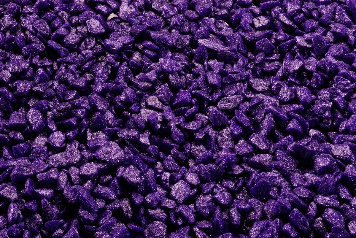 Akv. Grus Glamour Stone Urban Purple 6-9mm 2kg