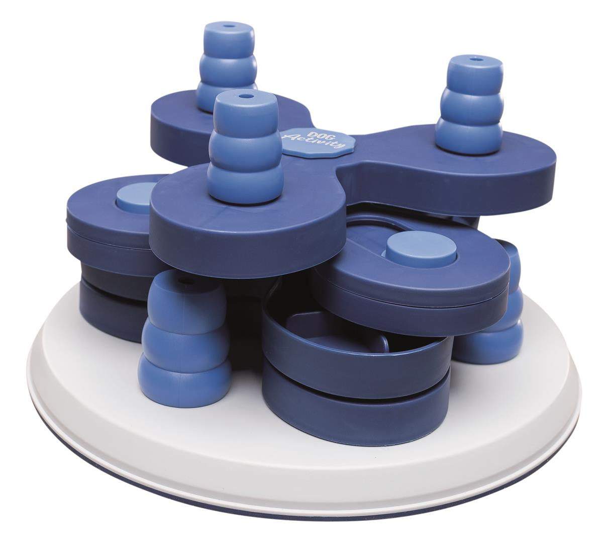 Hundeleke 32000 Dog Activity Flower Tower Ø30x13cm Level 3