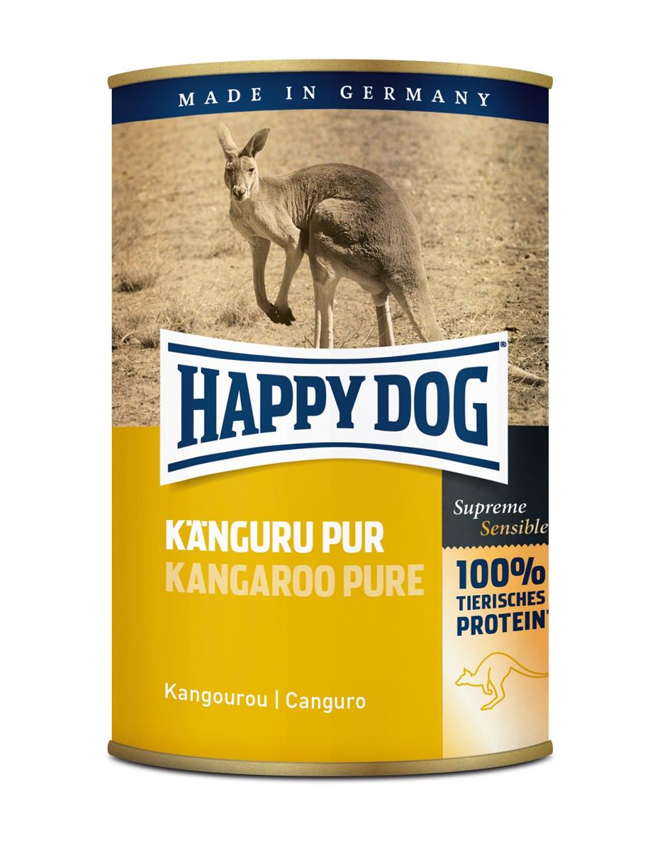 Happy Dog Boksemat 100% Kengeru 400g