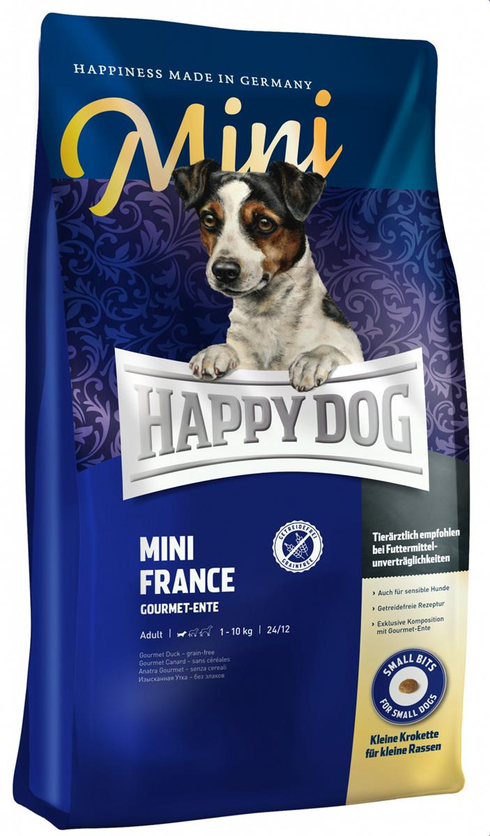 Happy Dog Supreme Sensitive Mini France 1Kg M/And og Potet