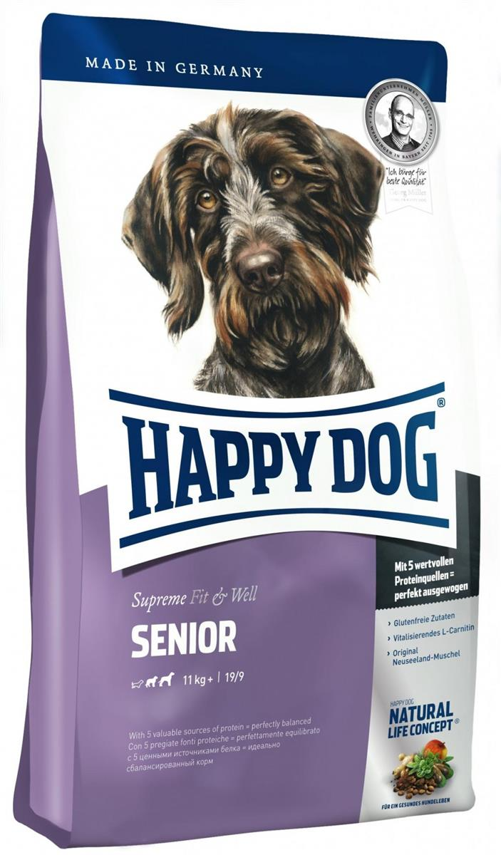 Happy Dog Supreme Fit & Well Senior 1Kg