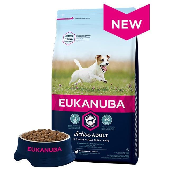 Eukanuba Dog Adult Small Breed 3Kg