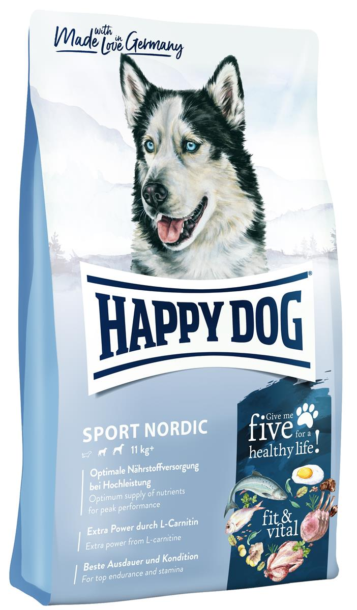 Happy Dog Supreme Fit & Vital Adult Sport Nordic 14Kg