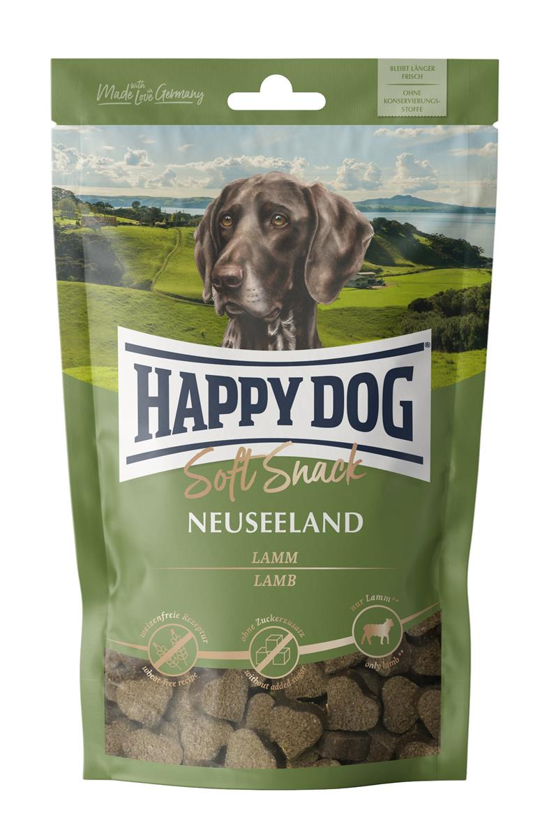 Happy Dog Supreme Soft Snack Neuseeland (Lam) 100g