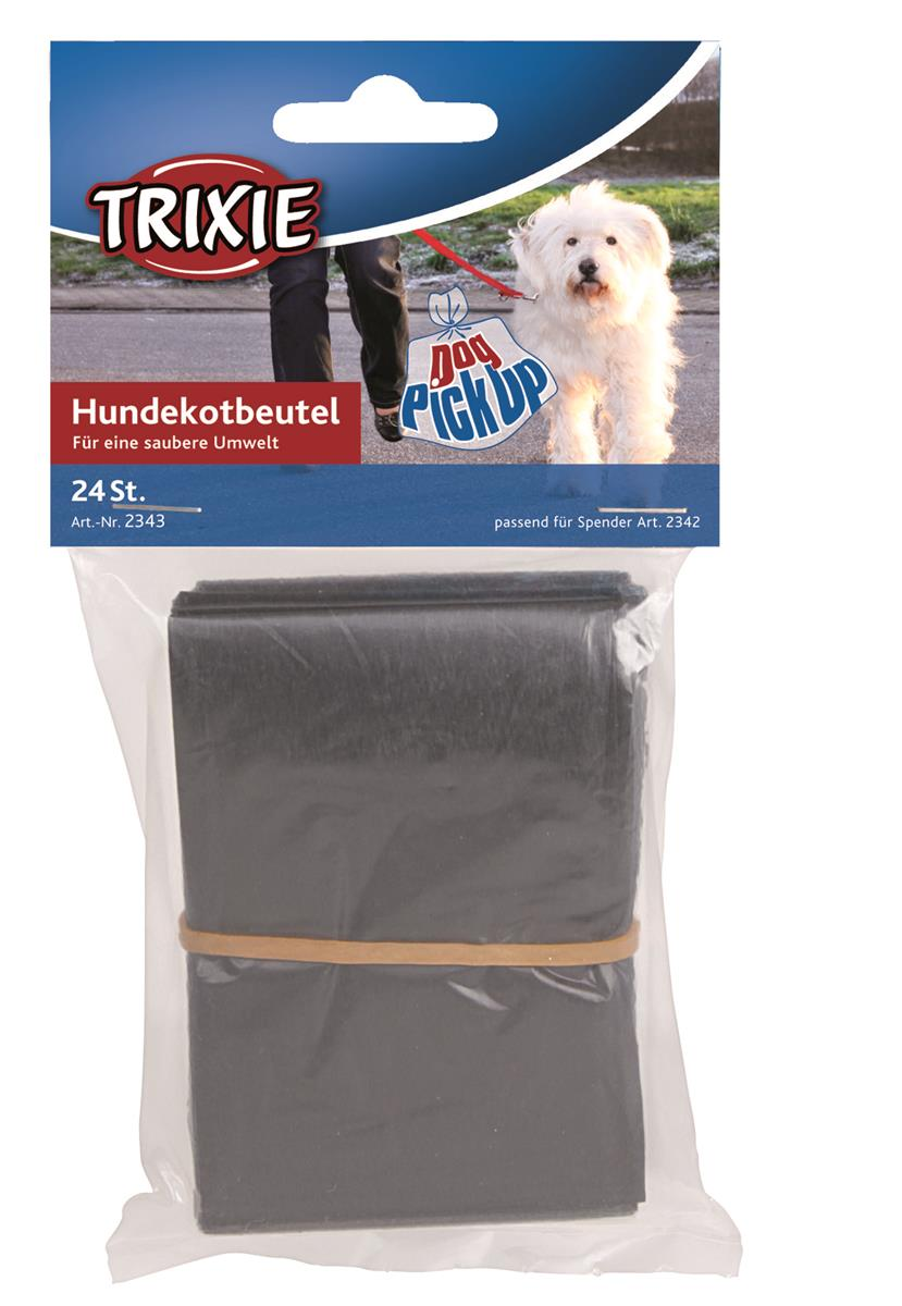 Hundeposer 2343 24stk Til Doggy Pick Up Nylon (2342)