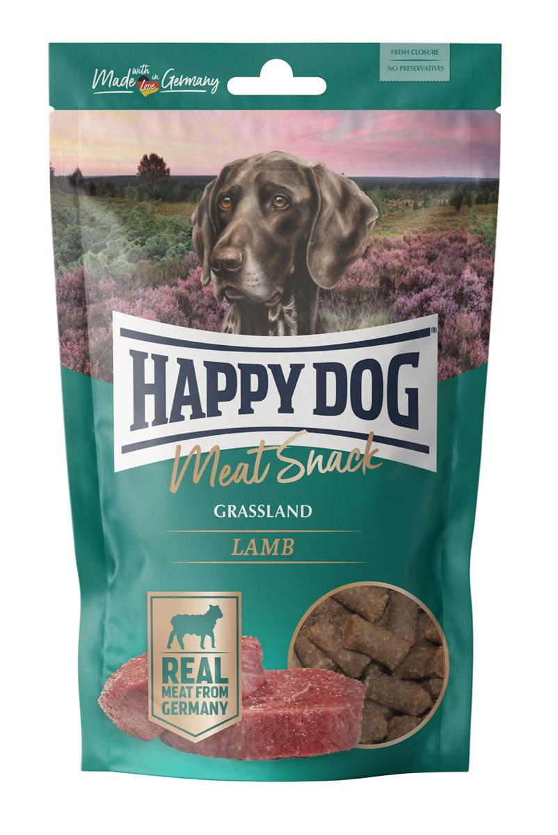 Happy Dog Supreme Meat Snack Grassland (Lam) 75g