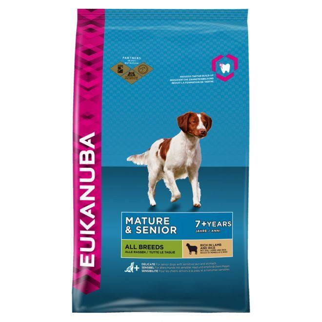 Eukanuba Dog Adult Senior 2,5Kg