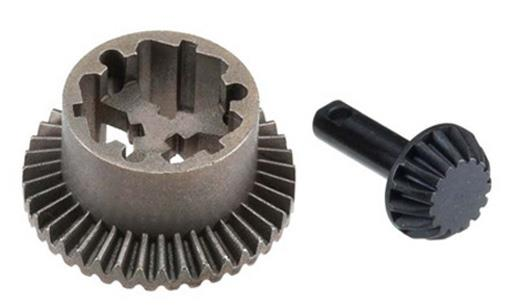 RING GEAR DIFFERENTIAL/PINION GEAR VXL - TRAXXAS