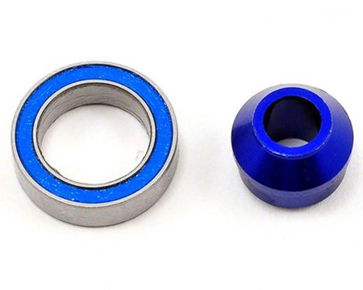 TRAXXAS BEARING ADAPTER (BLUE)