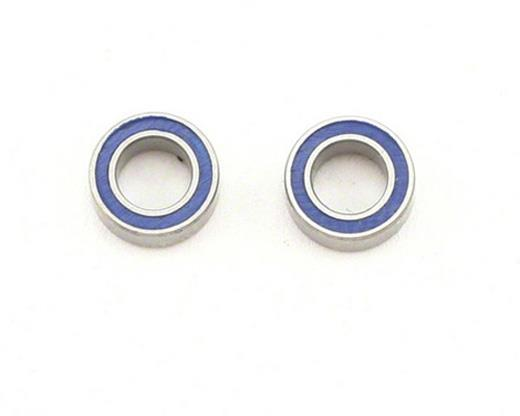 BEARING RUBBER SHIELD BLUE 4X7X2.5MM JATO (2) - TRAXXAS