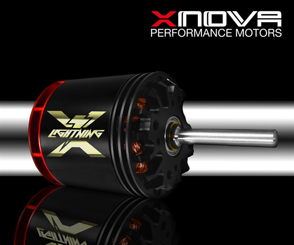 XNOVA LIGHTNING 4025-1120 SHAFT B