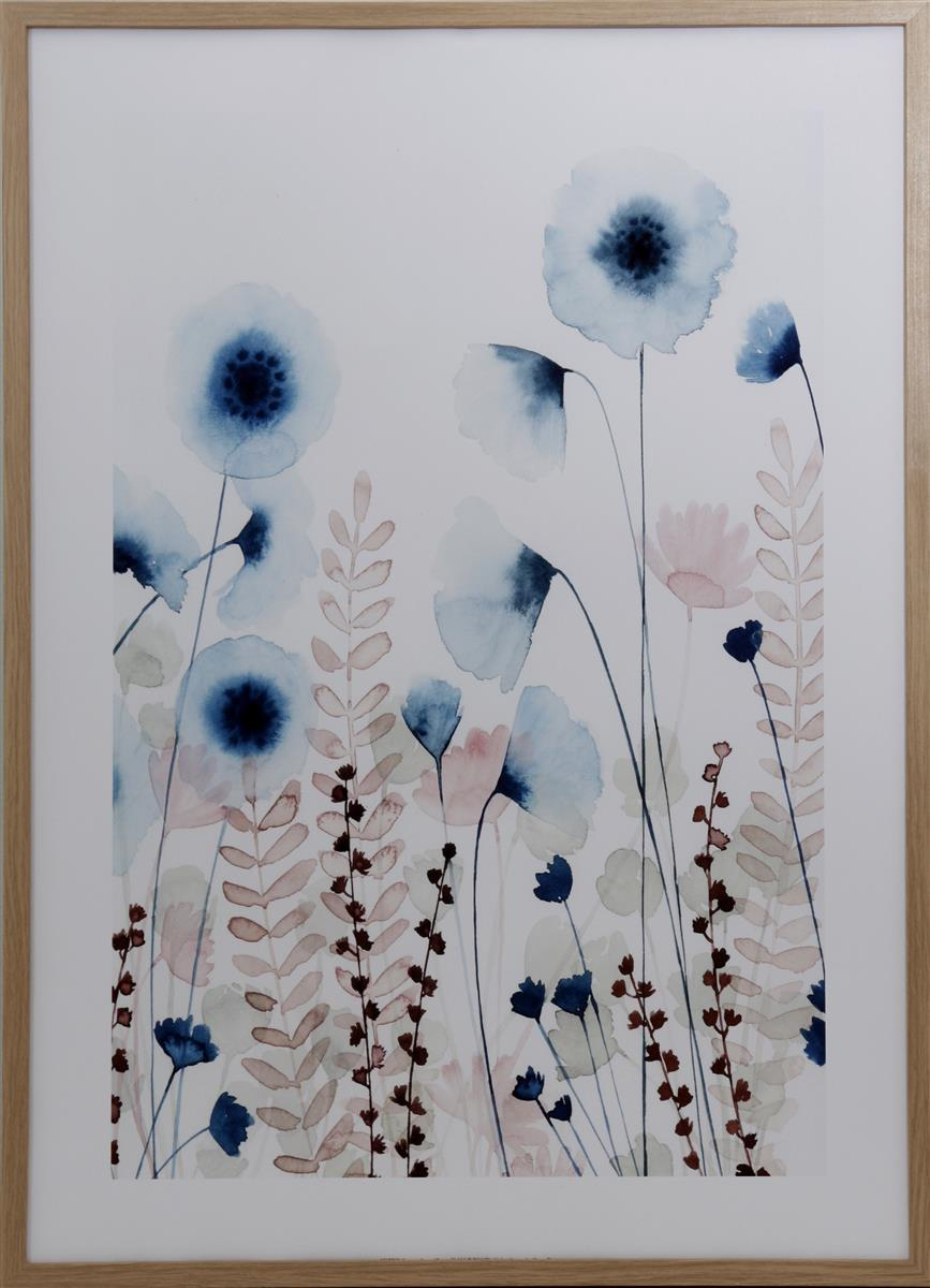 Bilde Sweet Flower Field I 50x70
