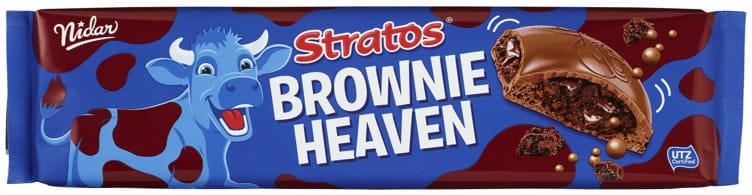 Stratos Brownie heaven 13x188gr***