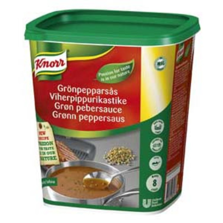 Peppersaus pasta 8 ltr Knorr***