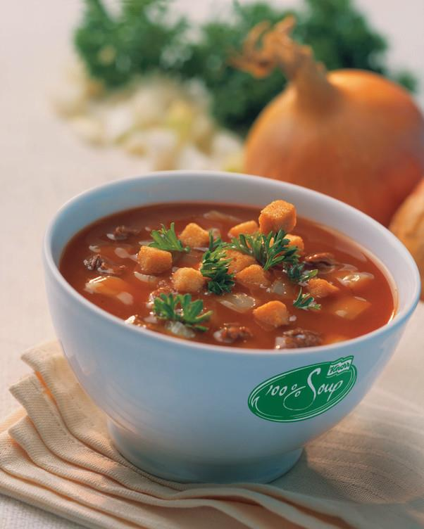 Goulash suppe 4x2.5 Unilever