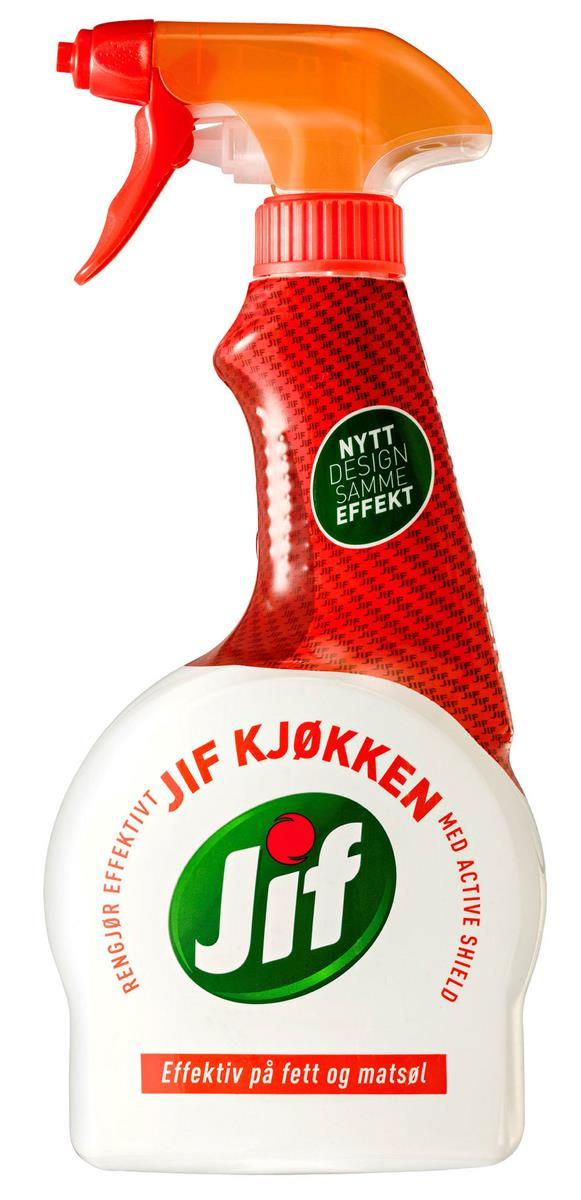 Jif Kjøkken spray 12x500ml***