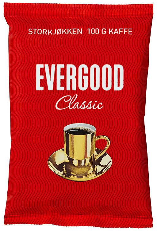 Evergood kaffe 45x100 gr Finmalt