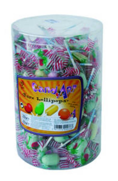 Sure Lollies Pulverfylt 150x9gr Depalm(x)