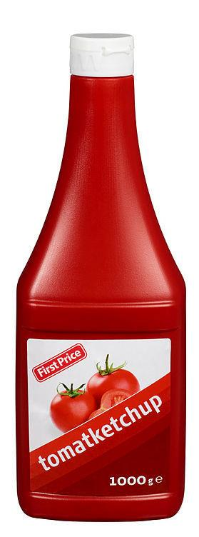 Ketchup 8x1kg First Price(x)