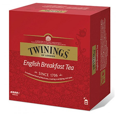 Te løsvekt English Breakfast 200x6 Twinings(x)