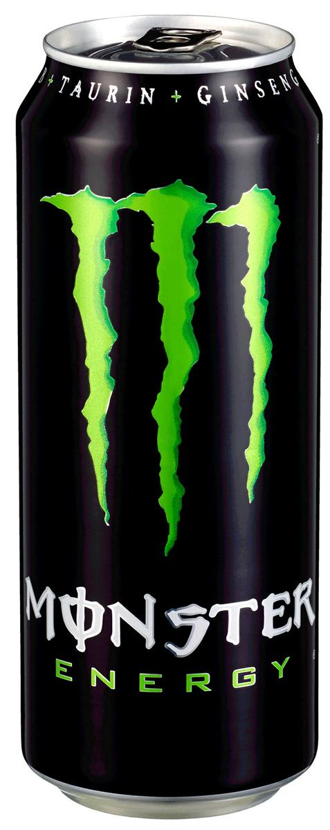 Monster Energy(grønn) 24x0,5ltr Bx